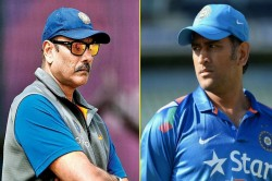Ravi Shastri Revealed If This Happens In Ipl Dhoni Himself Will Say Thank You Very Much