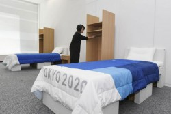 Tokyo Olympics 2020 Organizers Assures Athletes For Cardboard Beds Says Wont Collapse During Sex