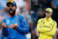 st Odi India Vs Australia Mumbai Odi Guatam Gambhir On Virat Kohli Steve Smith Comparison