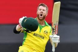 David Warner Complete Five Thousand Runs In Odi Cricket During India Vs Australia Match