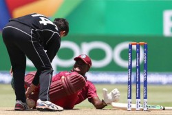 Icc U19 World Cup West Indies Vs New Zealand Viral Video Of Kiwi U 19 Players Carry Injured Player