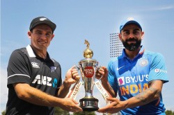 Ind Vs Nz 1st Odi Preview After T20 Clean Sweep Team India Eyes On Odi Series