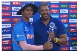 U19 Cwc Ind Vs Ban What Yashasvi Jaiswal Says After Getting Man Of The Tournament Award