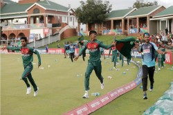 U19 Cwc Final Five Players Have Been Found Guilty Of A Level 3 Breach Of Icc Code Of Conduct