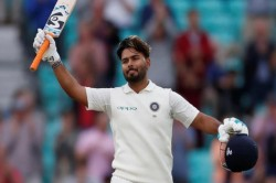Ind Vs Nz Xi Rishabh Pant Knocked On Test Door After Scoring Half Century Along With Mayank Agarwal
