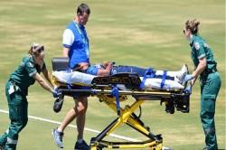 Women T20 World Cup Achini Kulasuriya Suffer Serious Blow On Her Head In Warm Up Match