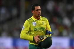 South Africa Announced Its Squad For The Three Match T20i Series Against Australia