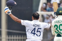 Know What Is The Secret Behind Number 45 Of Jersey Of Hitman Rohit Sharma