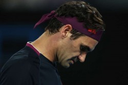 Roger Federer Undergoing For Knee Surgery Will Miss French Open