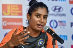 Icc Women T20 World Cup Mithali Raj Says Australia Is Favorite For Title Ahead Of Ind Aus Match