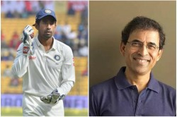 Harsha Bhogle Shows Disappointment On Wriddhiman Saha Out In Team Says This For Rishabh Pant