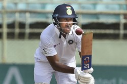 Ind Vs Nz Mayank Agarwal Says Why India Batting Order Collapsed In 1st Inning In Basin Reserve