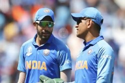 Japrit Bumrah Tells What Advice He Got From Ms Dhoni In His First Match International Level