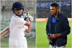 Rahul Dravid Son Samit Scores Another Century In Win Of His Team