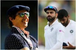Ind Vs Nz Brad Hogg Took A Dig On Team India After 1st Test Defeat