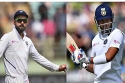Ind Vs Nz Virat Kohli Regards Prithvi Shaw As Very Destructive Batsman Ahead Of 2nd Test