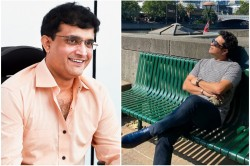 Sourav Ganguly Gives Hilarious Reply On Sachin Tendulkar Latest Picture Post On Social Media
