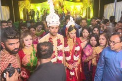 Soumya Sarkar Wedding Celebration Is Faded By An Incident Family Embarrassed