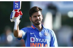 Ind Vs Nz Shreyas Iyer Achieved Best Percentage Of Making 50 Or More Score In Odi