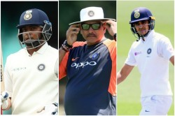 Ind Vs Nz Ravi Shastri Gives A Hint Who Will Be Open For India In 1st Test
