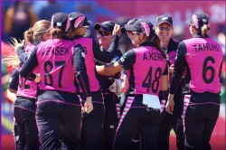 Icc Womens T20 World Cup New Zealand Made World Record After Defending Lowest Total In Tournament