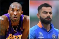Ind Vs Nz Kobe Bryant S Death Changes The Virat Kohli Perspective Toward Life