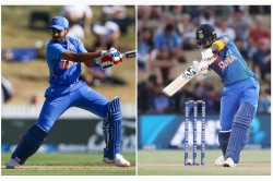 Ind Vs Nz Shreyas Iyer And Kl Rahul Partnership Brings Second Highest Score Odi In Nz