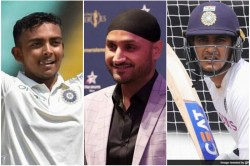 Ind Vs Nz Harbhajan Singh Picks His Opening Pair In Rohit Sharma Absence In Test Series
