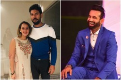 Irfan Pathan Hilarious Reply On Yuvraj Singh Valentine Day Wish Photo