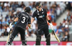 Ind Vs Nz Ross Taylor Kyle Jamieson 9th Wicket Partnership Broke 27 Year Old Record In Auckland
