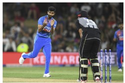 Ind Vs Nz Jasprit Bumrah Has Got This Unwanted Record First Time In His Odi Carrier