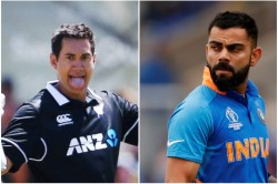 Icc Odi Rankings After Ind Vs Nz Odi Ross Taylor Jumped On 4th While Virat Kohli Retains Top Spots