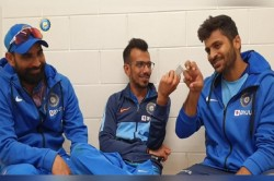 Mohammed Shami And Shardul Thakur On Yuzvendra Chahal Tv