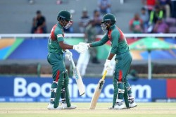 Under 19 Cricket World Cup Bangladesh Beat New Zealand In Semifinal
