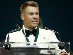 David Warner Beats Steve Smith By One Vote To Win Alan Border Cricketer Of The Year Award