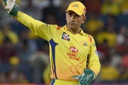 Dc Vs Csk Ipl 2021 Mahendra Singh Dhoni Faces Double Blow After Loss In First Match Fined For 12 Lac