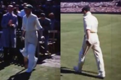 Year Old Color Video Of Former Australian Cricketer Don Bradman Surfaced