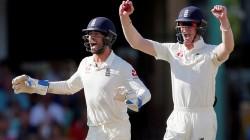 Sri Lanka Vs England Ecb Announces 16 Member Test Squad Ben Foakes Jennings Against Sri Lanka