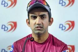 Gautam Gambhir Speak On Mayank Agarwal India Vs New Zealand Test Series