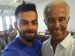 Viral Video West Indies Former Cricketer Gary Sobers Dance On Bollywood Song Jiyo Ho Jiya Kuch Bol