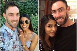 Australian Cricketer Glenn Maxwell Engaged With His Girlfriend Vini Raman