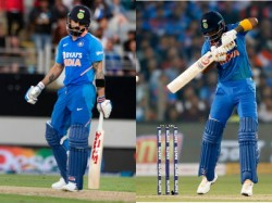Icc T20i Rankings Virat Kohli Falls In Rankings Kl Rahul Closes In On Babar Azam At The Top
