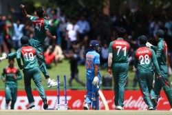Icc Under 19 World Cup 2020 India U19 Vs Bangladesh U19 Final India All Out On 177 Yashasvi Slams