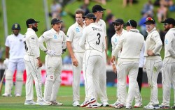 India Vs New Zealand 1st Test Day 2 India Been Bowled Out For 165 Kane Williamson Gives Good Start