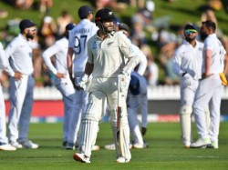 India Vs New Zealand 1st Test Day 2 Match Highlights Kiwis Lead By 51 Runs As Stumps At 216 For