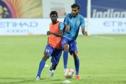 Indian Super League Mumbai City Fc Vs Chennaiyin Fc Match For Playoff