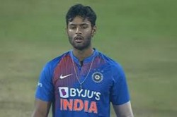 India Vs New Zealand Shivam Dube Make A Bad Record In T20 Cricket