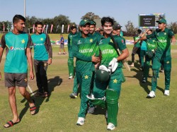 Icc U19 World Cup Pakistan Will Face India In 1st Semifinal Beat Afghanistan By 6 Wickets