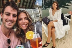 Australian Bowler Pat Cummins Engaged With Her Girlfriend Becky Boston