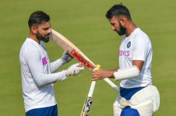 India Vs New Zealand 2nd Test Virat Kohli Slams Defensive Nature Of Cheteshwer Pujara Own Record